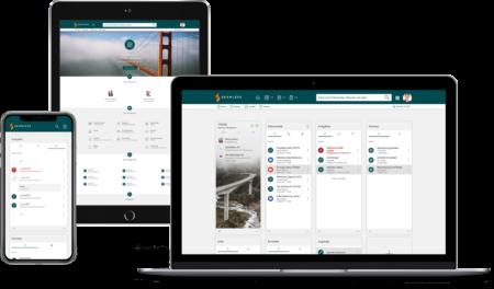 Seamless, die digitale Arbeitsplatzlösung von AskMeWhy