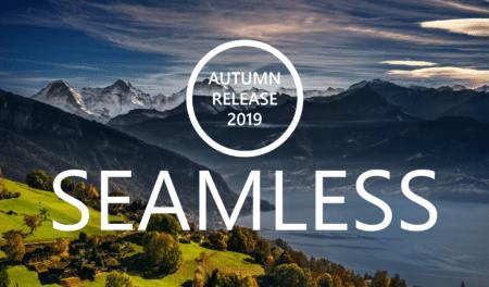 Seamless Autumn Release 2019